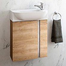 Coycama Mueble de baño Versa suspendido a Pared