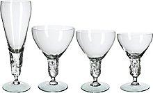 Cristal de Bohemia Clivia Cristalería, Cristal,