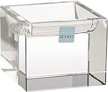 Cristal de Sèvres Prisma Portaclips, Cristal,