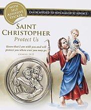 Cross My Heart ST Saint Christopher OL72106 -
