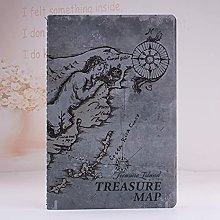 Cuaderno A5 Cuaderno Vintage 80 páginas Diario
