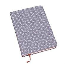 Cuaderno A5 Forrado Viajeros Papel de cuadrícula