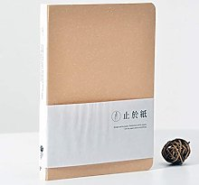 Cuaderno A5 Páginas interiores en blanco Cuaderno