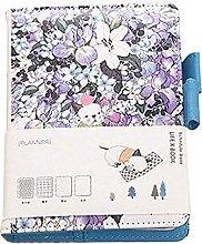 Cuaderno A6 Kawaii Diario de la vendimia para
