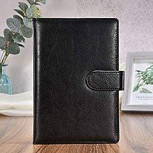 Cuaderno con hebilla Papelería Cuaderno engrosado