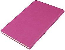 Cuaderno de cuero de PU suave de primera calidad,