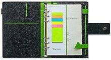 Cuaderno de fieltro Cuaderno A5 Línea Moda Libro