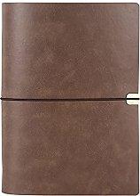 Cuaderno de Hojas Sueltas de Negocios con Correa