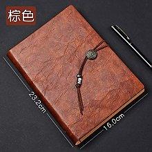 Cuaderno de negocios Papelería Páginas de