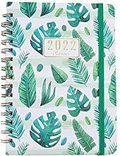 Cuaderno De Planificación 2022, Planificador Del