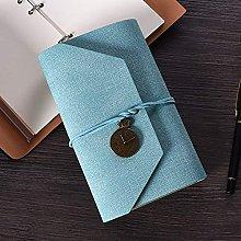 Cuaderno de tela Suministros de negocios Correa