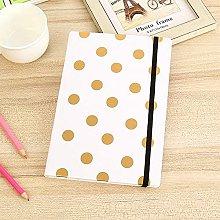 Cuadernos para niñas Cuaderno A5 Cuaderno de mano