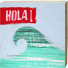 Cuadro Hola - The Catman