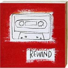 Cuadro Rewind - The Catman
