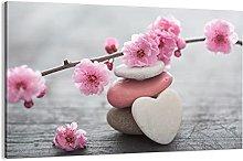 Cuadro sobre lienzo - Impresión de Imagen - yoga