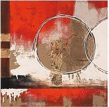 Cuadro SYMBOL 2 - 100x100 cm - Pintura al óleo