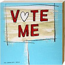 Cuadro Vote Me - The Catman