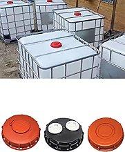 Cubierta de barril de tonelada IBC de 16,3 CM con