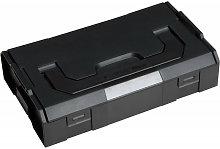 Cubierta De Color Negro L-Boxx Caja Fuerte Mini