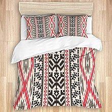 Cubierta de edredón, Textil étnico Decorativo