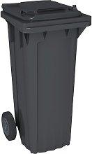 Cubo de baena 60 litros , gris