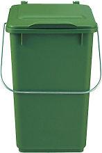 Cubo de basura Al309xAn205xF276mm 10l verde - Sulo