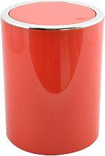Cubo De Basura As Kamaka 6L Rojo