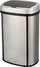 Cubo de basura automático MAJESTIC SILVER 58L en