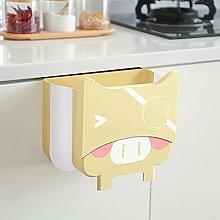 Cubo De Basura Colgante De Cocina-Cubo De Basura