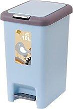 Cubo de basura con tapa para cocina, compost,