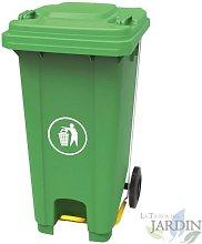 Cubo de basura industrial 240 litros