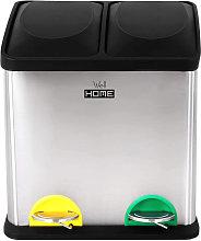 Cubo de reciclaje ecológico 30 litros de 2