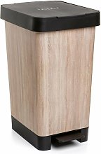 Cubo Pedal Bolsa 30L Smart Wood
