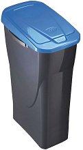 Cubo reciclaje 25 LT. diferentes colores - talla