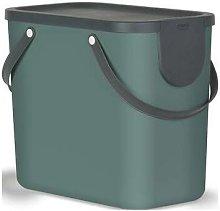 Cubo Reciclaje Apilable Albula 25l Verde