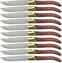 Cuchillos de carne 4/6 / 10pcs 22.5cm 8.25
