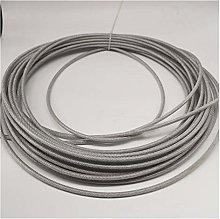 Cuerda de 4 mm de Alambre de Acero Inoxidable de 2