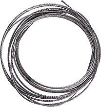 Cuerda De Alambre,Cuerda De Acero 3 mm / 4 mm de