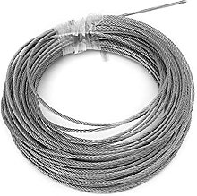 Cuerda De Alambre,Cuerda De Acero Cable de