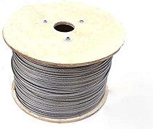cuerda de alambre de acero, 304 acero inoxidable