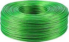 cuerda de alambre de acero, Alambre de acero de