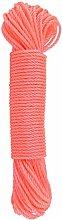 Cuerda de nailon trenzado sólido de nailon para