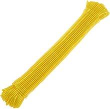 Cuerda de tendedero de PVC con núcleo de