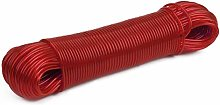 Cuerda Tendedero Exterior-50 M, Cuerda de Acero