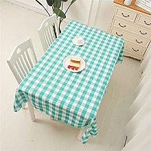 Cukoko Mantel rectangular lavable, para exterior,