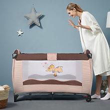 Cuna de viaje Cuna de viaje plegable - para bebé