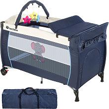 Cuna de viaje Dodo - cuna de bebé plegable para