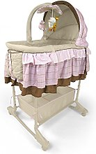 Cuna mecedora - Baby Cradle MILLY MALLY Sweet
