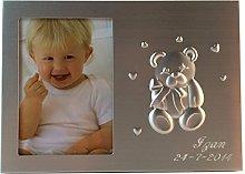 Curia Grabador Portafoto Infantil para Bautizo
