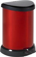 CURVER 184104 - Cubo de Basura de Pedal, Cocina,